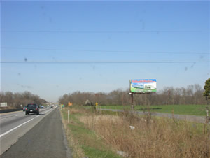 I-78 westbound Billboards Between Allentown and Harrisburg Pa 12' x 25' w/lights, between Exit 17 and Exit 16