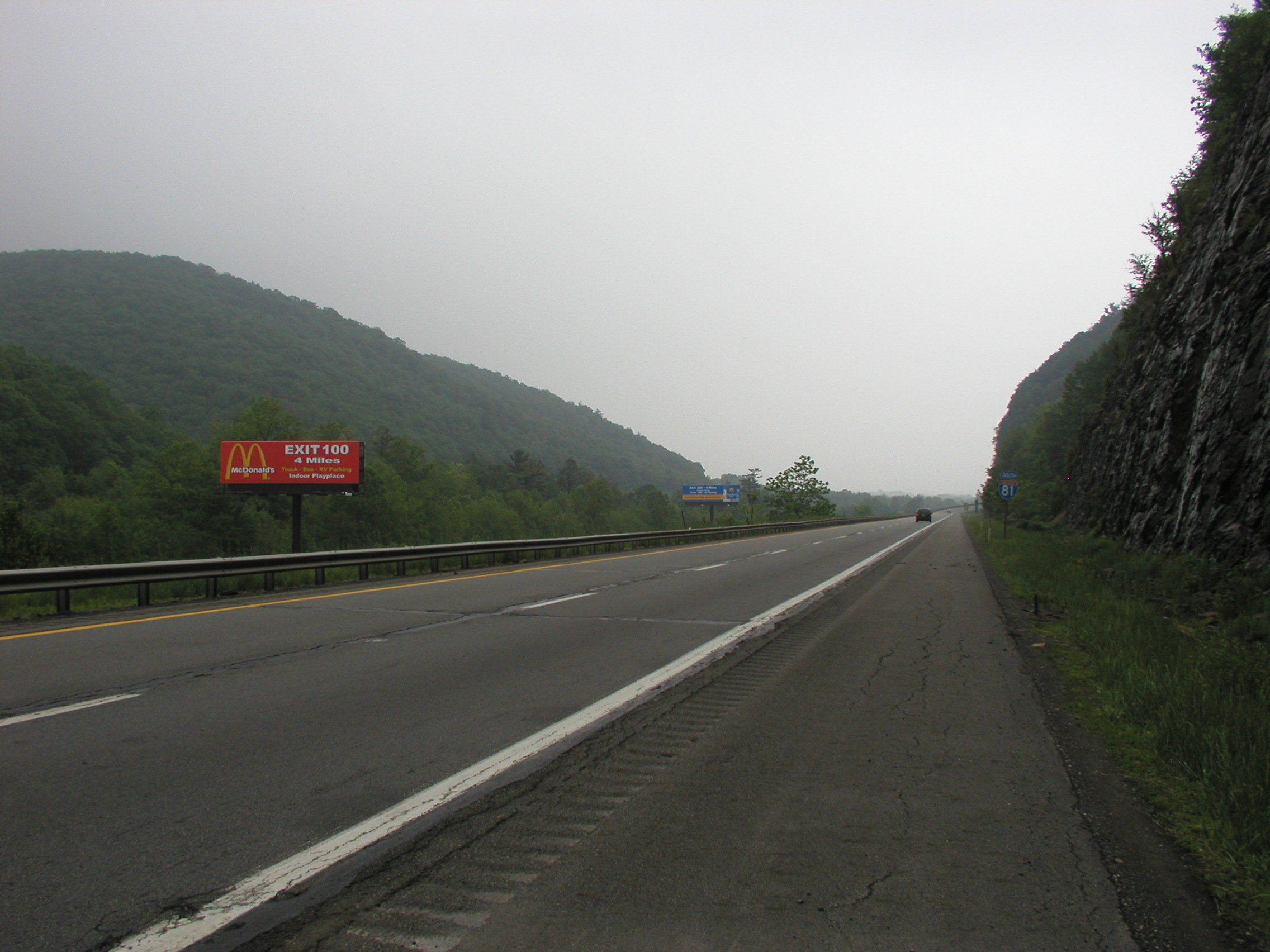 I-81 Outdoor Advertising and Billboards in Schuylkill County Pa